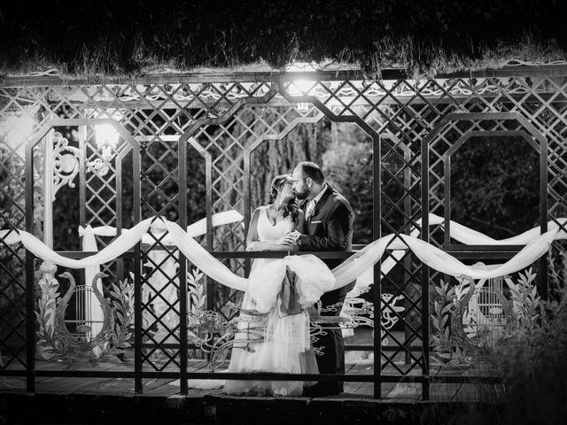 La boda de Iñaki y Noemi en Galapagar, Madrid 24
