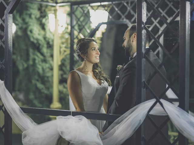La boda de Iñaki y Noemi en Galapagar, Madrid 25