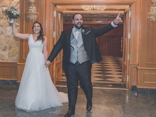 La boda de Iñaki y Noemi en Galapagar, Madrid 27