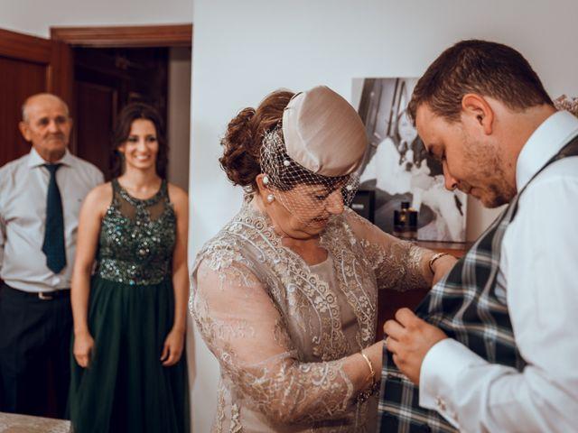 La boda de Emilio y María en Brozas, Cáceres 1