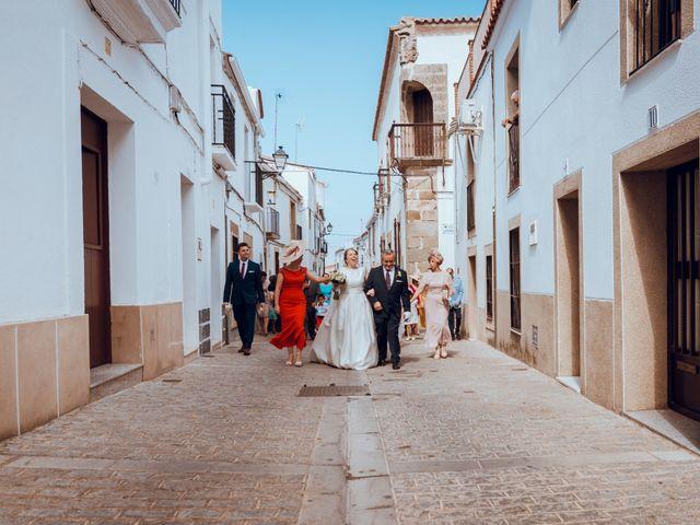 La boda de Emilio y María en Brozas, Cáceres 2