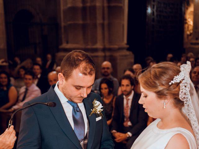 La boda de Emilio y María en Brozas, Cáceres 8