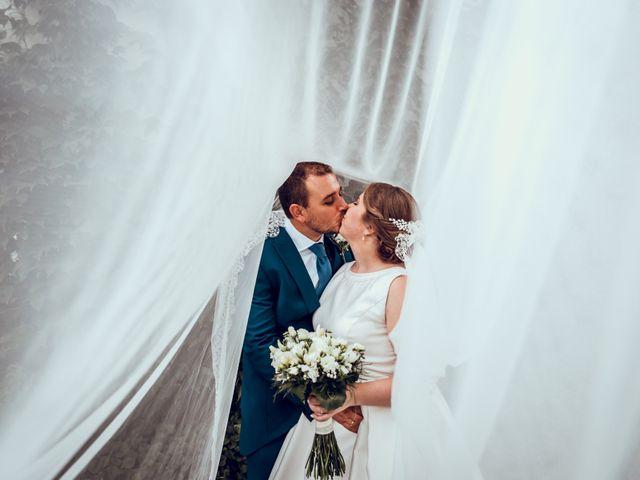 La boda de Emilio y María en Brozas, Cáceres 10