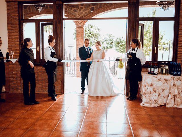 La boda de Emilio y María en Brozas, Cáceres 11