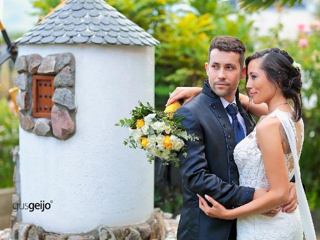 La boda de Lidia  y Víctor  en Lillo Del Bierzo, León 2