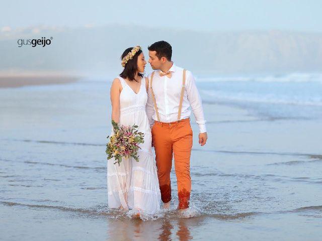 La boda de Lidia  y Víctor  en Lillo Del Bierzo, León 5