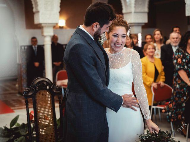La boda de Aure y Estefi en Málaga, Málaga 21