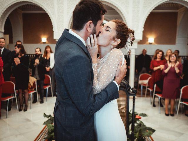 La boda de Aure y Estefi en Málaga, Málaga 23