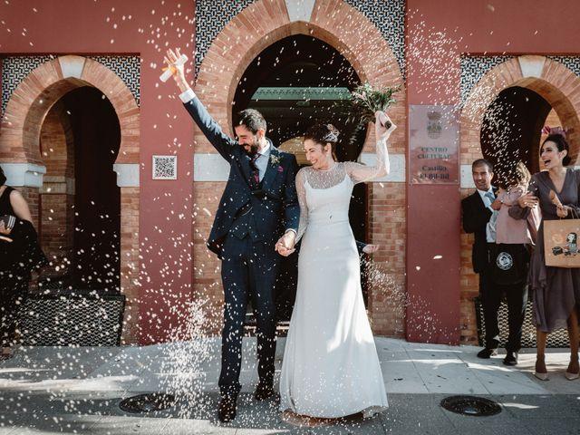 La boda de Aure y Estefi en Málaga, Málaga 24
