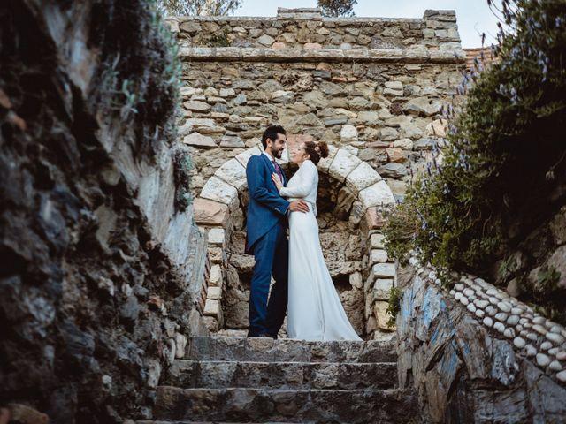 La boda de Aure y Estefi en Málaga, Málaga 27