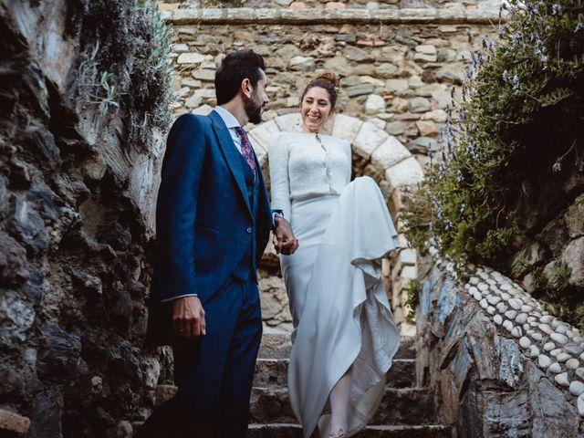 La boda de Aure y Estefi en Málaga, Málaga 28