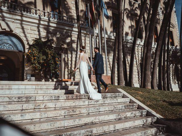La boda de Aure y Estefi en Málaga, Málaga 33