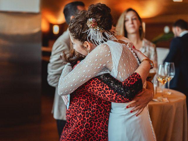 La boda de Aure y Estefi en Málaga, Málaga 37