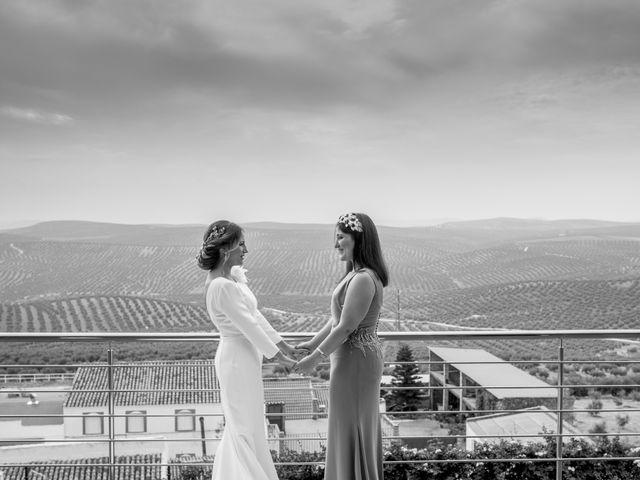 La boda de Álvaro y Rocío en Arjona, Jaén 33