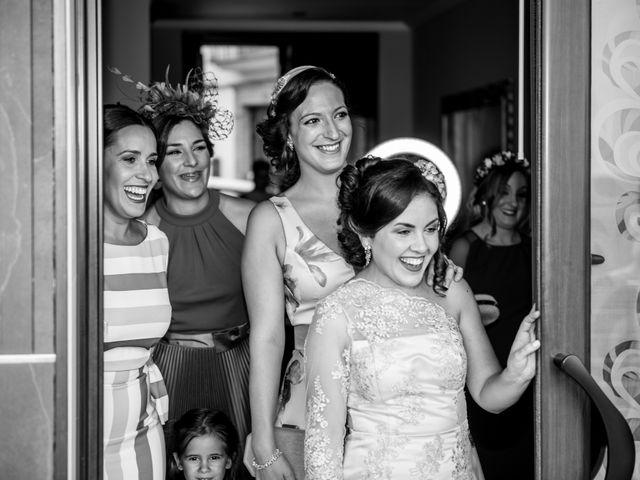 La boda de Álvaro y Rocío en Arjona, Jaén 37