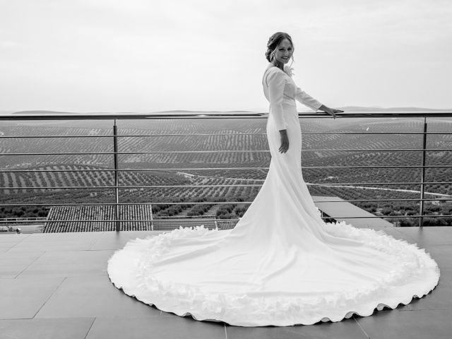 La boda de Álvaro y Rocío en Arjona, Jaén 38