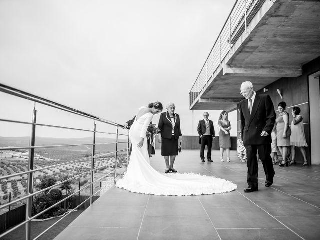 La boda de Álvaro y Rocío en Arjona, Jaén 39