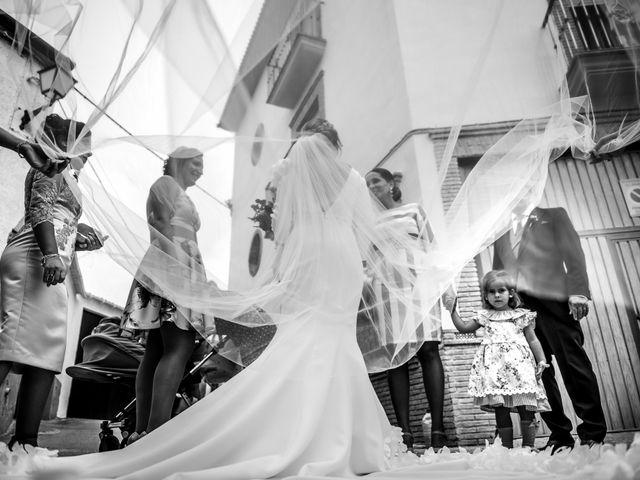 La boda de Álvaro y Rocío en Arjona, Jaén 50
