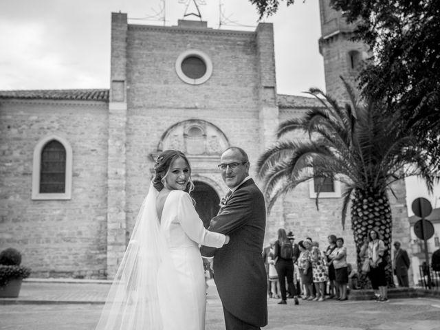La boda de Álvaro y Rocío en Arjona, Jaén 56