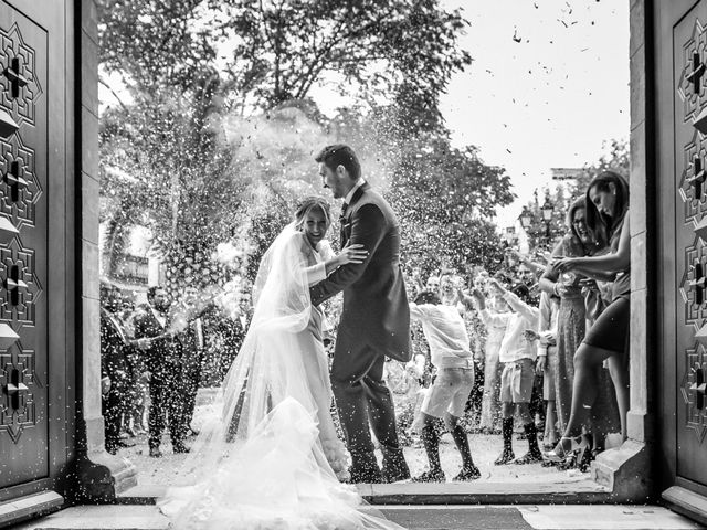 La boda de Álvaro y Rocío en Arjona, Jaén 1
