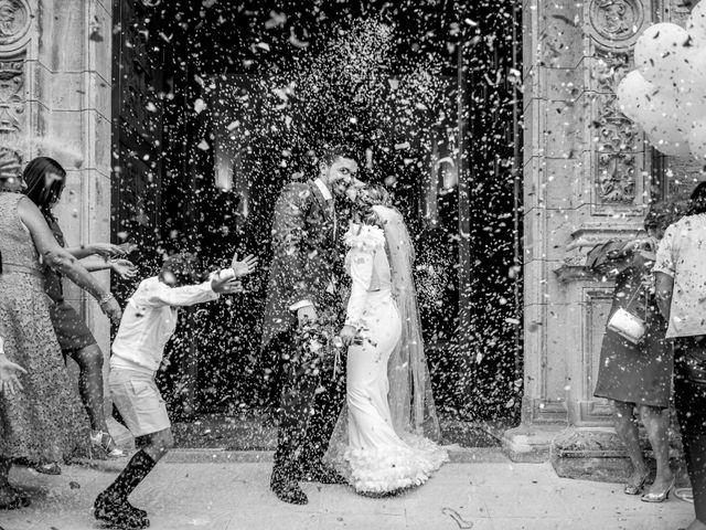 La boda de Álvaro y Rocío en Arjona, Jaén 75
