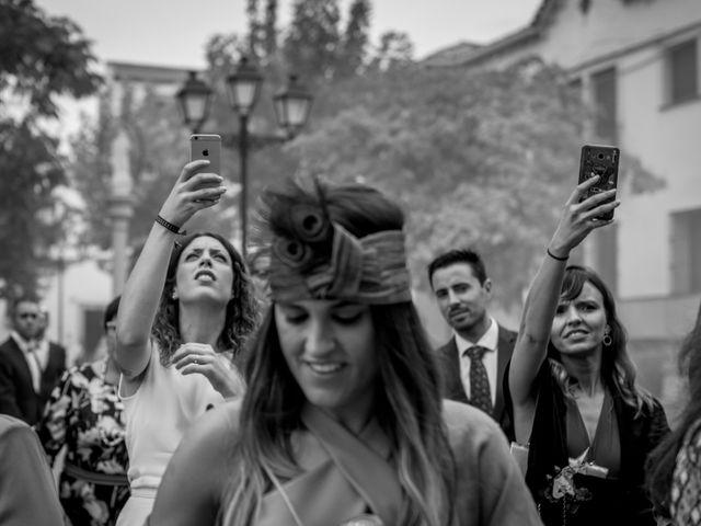 La boda de Álvaro y Rocío en Arjona, Jaén 78