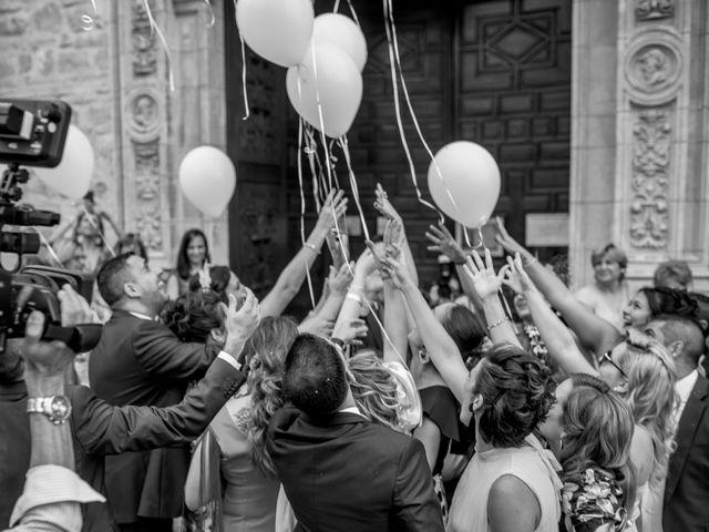 La boda de Álvaro y Rocío en Arjona, Jaén 79