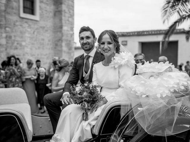 La boda de Álvaro y Rocío en Arjona, Jaén 83