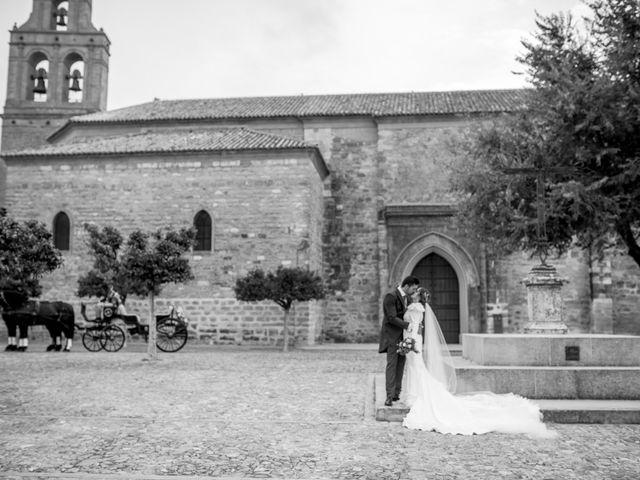 La boda de Álvaro y Rocío en Arjona, Jaén 87