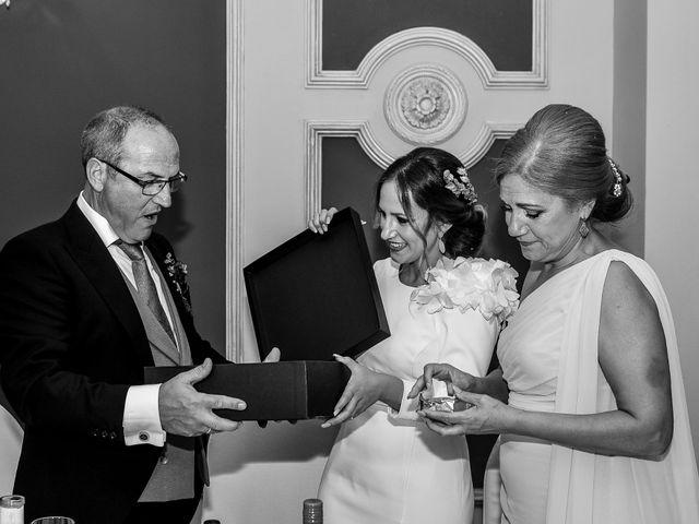 La boda de Álvaro y Rocío en Arjona, Jaén 105
