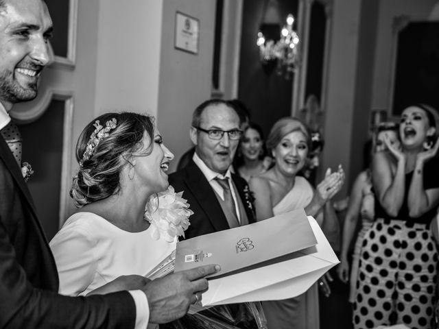 La boda de Álvaro y Rocío en Arjona, Jaén 108