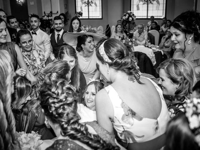 La boda de Álvaro y Rocío en Arjona, Jaén 121