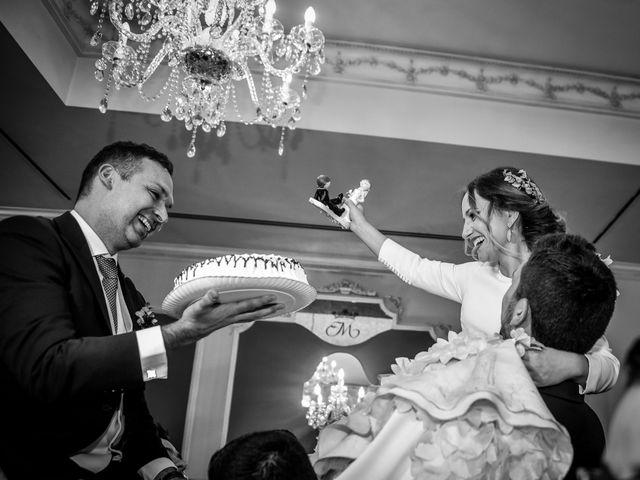 La boda de Álvaro y Rocío en Arjona, Jaén 133