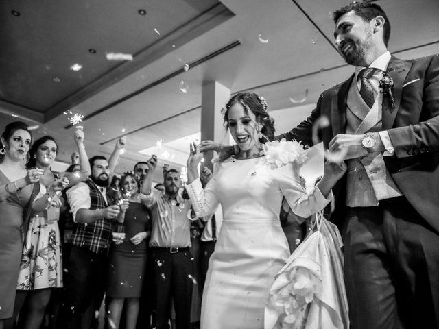 La boda de Álvaro y Rocío en Arjona, Jaén 139