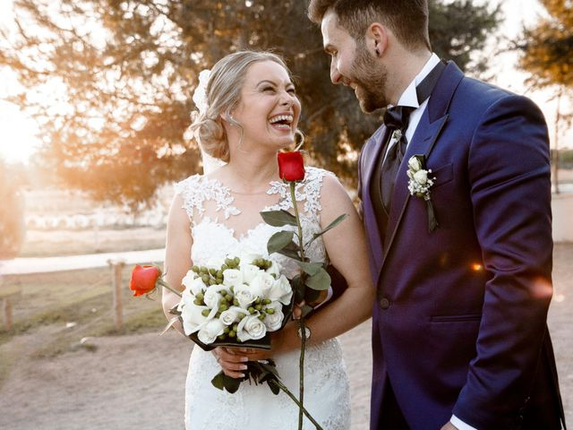 La boda de Rocio y Dani