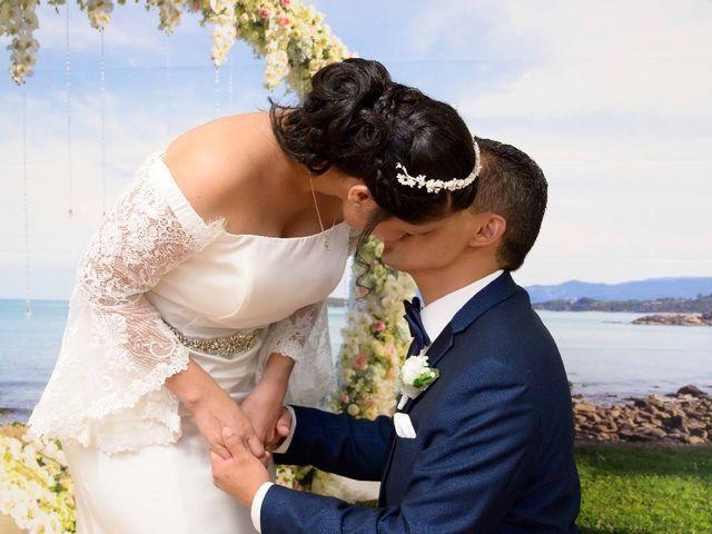 La boda de Joel  y Yury