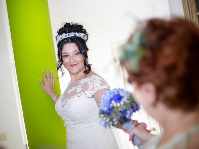 La boda de Andres y Jeniffer en Hinojos, Huelva 3