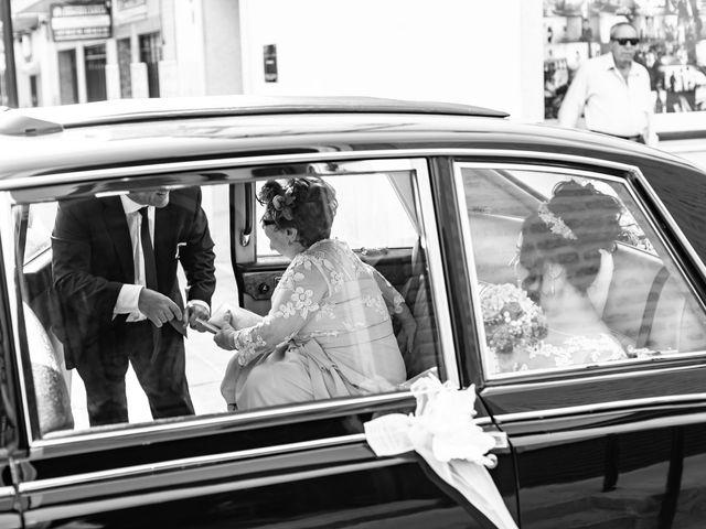 La boda de Andres y Jeniffer en Hinojos, Huelva 5
