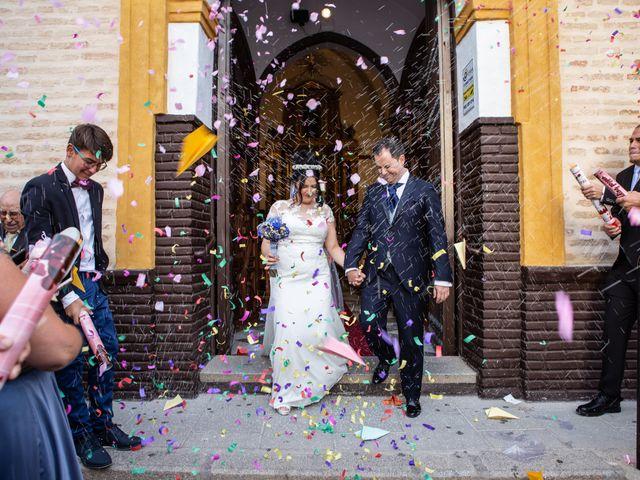 La boda de Andres y Jeniffer en Hinojos, Huelva 6