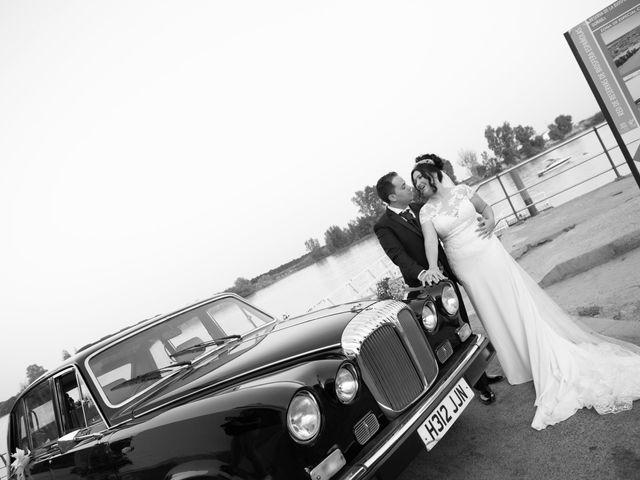 La boda de Andres y Jeniffer en Hinojos, Huelva 7