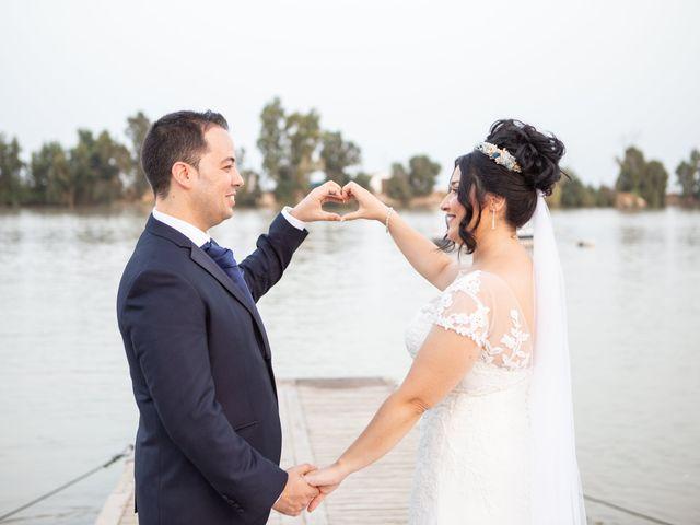 La boda de Andres y Jeniffer en Hinojos, Huelva 8