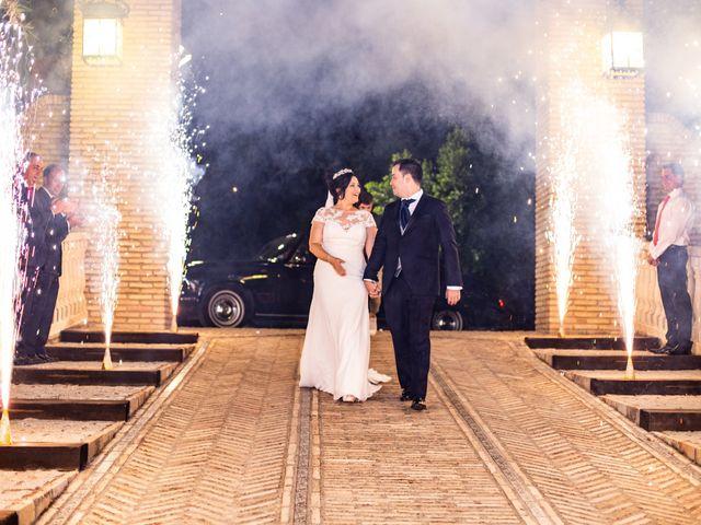 La boda de Andres y Jeniffer en Hinojos, Huelva 9