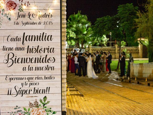 La boda de Andres y Jeniffer en Hinojos, Huelva 10