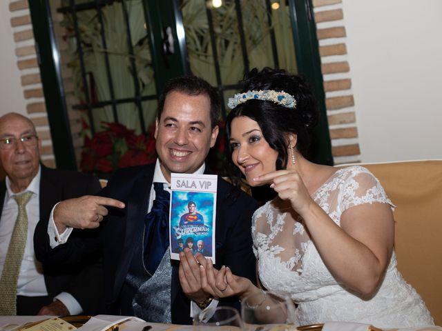 La boda de Andres y Jeniffer en Hinojos, Huelva 12