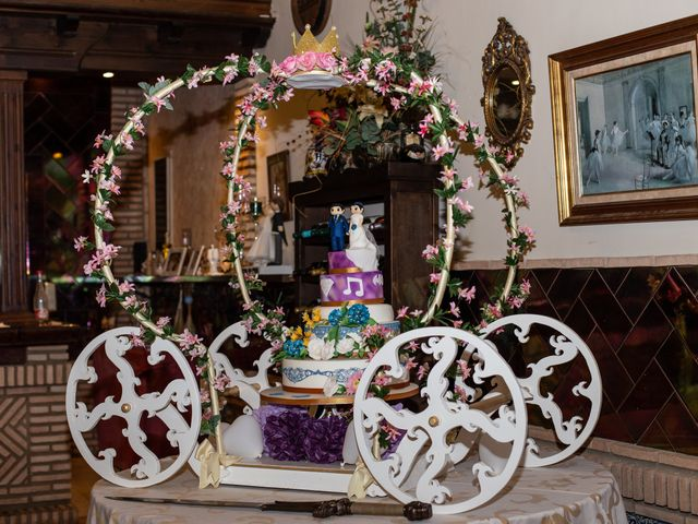 La boda de Andres y Jeniffer en Hinojos, Huelva 13