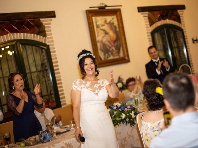 La boda de Andres y Jeniffer en Hinojos, Huelva 14