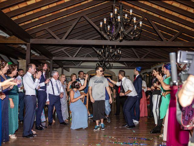 La boda de Andres y Jeniffer en Hinojos, Huelva 15