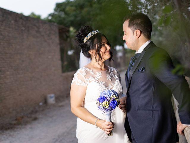La boda de Andres y Jeniffer en Hinojos, Huelva 16
