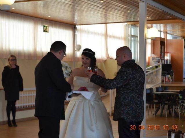 La boda de Jose y Mireia en Montfulla, Girona 10