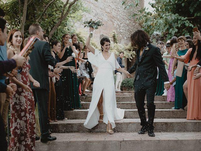La boda de Irene y Samuel